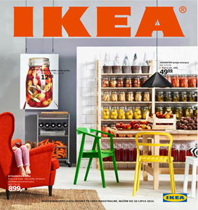 Зображення IKEA Каталог 2014