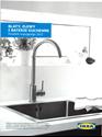 Зображення IKEA Брошура Кухонні стільниці, раковини і змішувачі 2015.